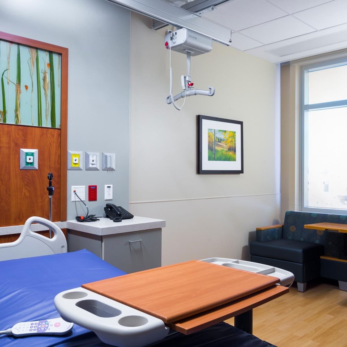 Patient Room | Nine Dot Arts