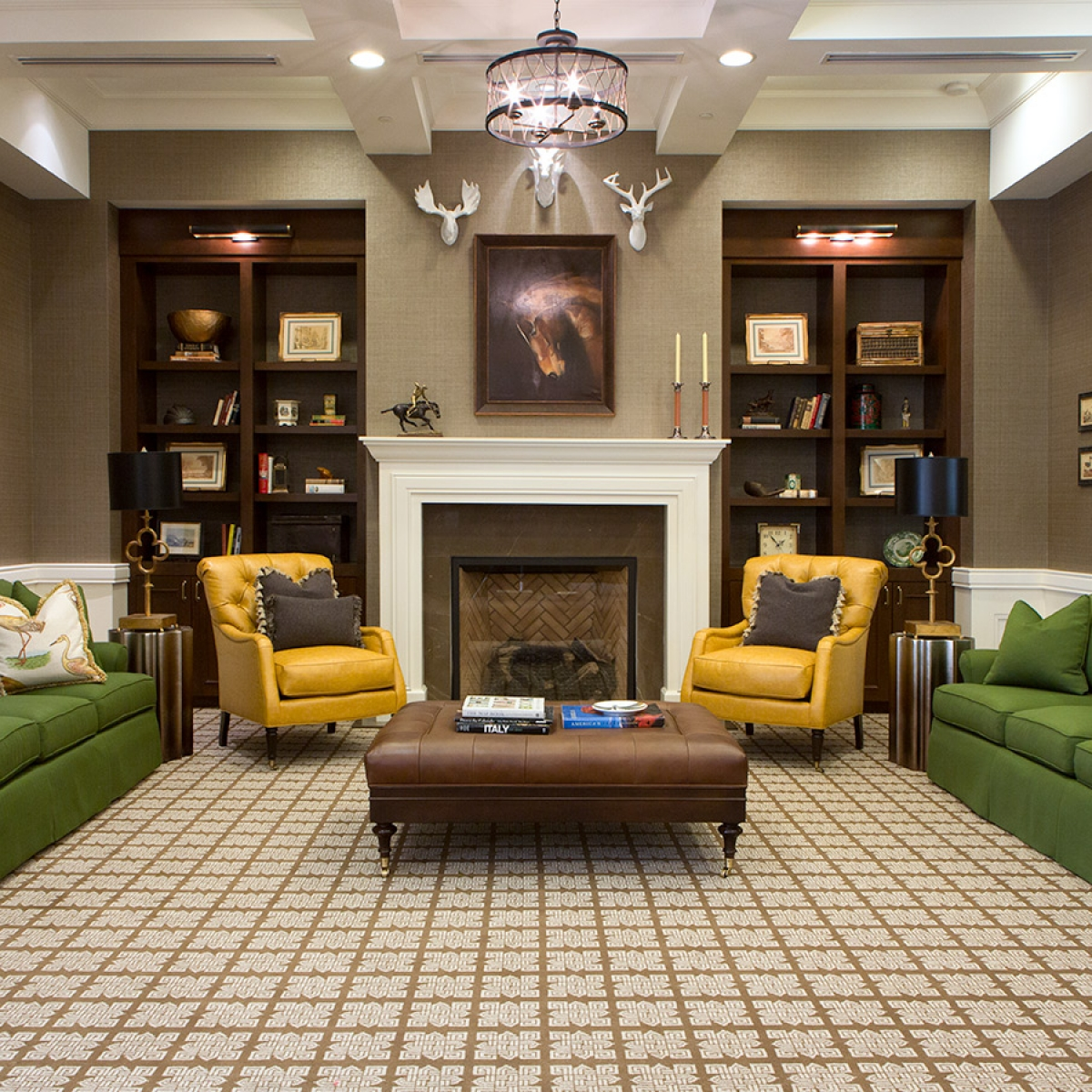 The Balfour | The Interior