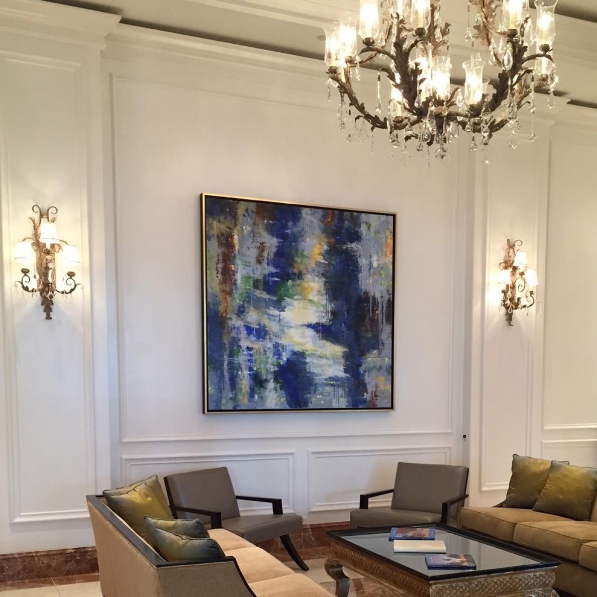 The Ritz, Sarasota | Lewisgraham Art Consultants